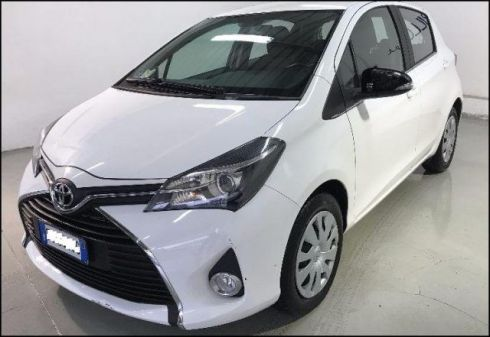 TOYOTA Yaris 1.0 5 porte Business Visibile in Sede