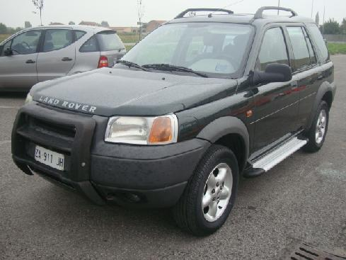 LAND ROVER Freelander 2.0 TD cat Station Wagon XE