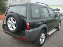 LAND ROVER FREELANDER 2.0 TD CAT STATION WAGON XE Usata 1999