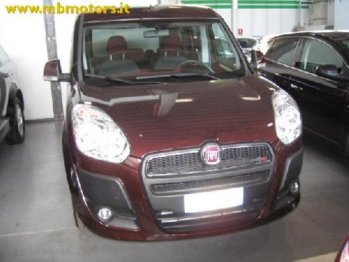 FIAT Doblò Doblò 1.4 T-Jet 16V Natural Power Dynami