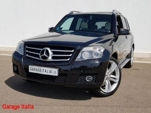 MERCEDES-BENZ GLK 350 CDI 4Matic EDITION 1 FULL++ PREZZO TRATTABILE