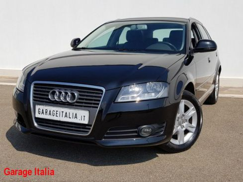 AUDI A3 SPB 1.6 TDI 105 CV ATTRACTION PREZZO TRATTABILE