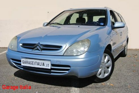 CITROEN Xsara 2.0 HDi 110CV Break Exclusive PREZZO TRATTABILE