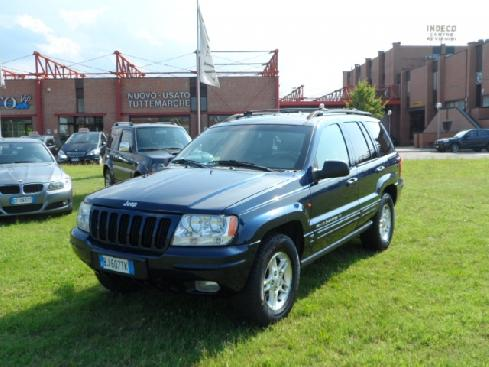 JEEP Grand Cherokee 4.7 V8 cat Limited  GPL