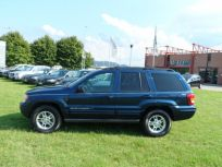 Jeep GRAND CHEROKEE 4.7 V8 CAT LIMITED GPL Usata 2000