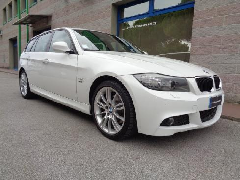 BMW 320 D XDRIVE MSPORT TOURING UNIPROPRIETARIO!
