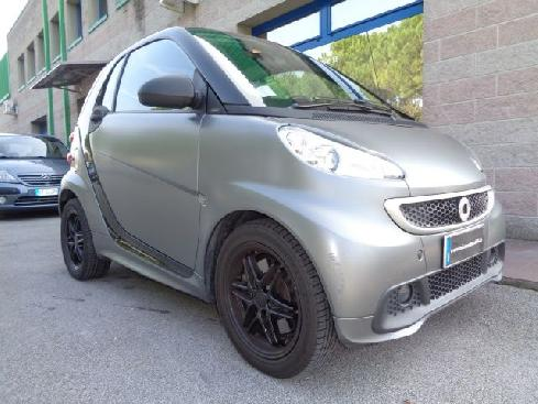 SMART ForTwo MHD LIMITED EDITION INTERNI PELLE NAVIGA