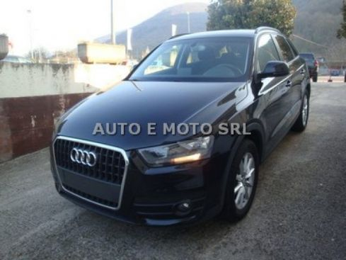 AUDI Q3 2.0 TDI Business NAVI