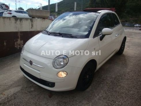 FIAT  500 C C 1.3 Multijet 16V 95CV Pop