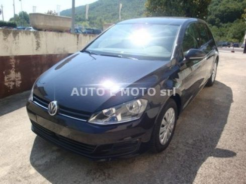 VOLKSWAGEN Golf 1.6 TDI 5p BlueMotion navi