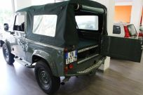 LAND ROVER DEFENDER 110 2.4 TD4 STATION WAGON UNICO ESEMPLAR Usata 2010