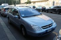 CITROEN C5 2.2 HDI CAT S.W. EXCLUSIVE Usata 2002