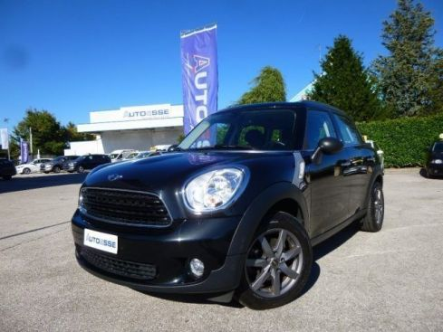 MINI Countryman One D OK Neopatentati