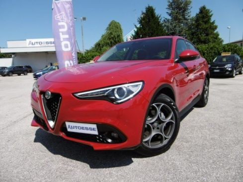 "ALFA ROMEO Stelvio 2.2 JTD 150CV AT8 RWD Business +19""+Xenon"