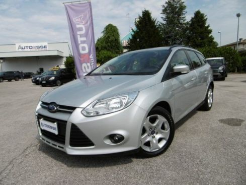 FORD Focus 1.6 TDCi 115CV SW Plus