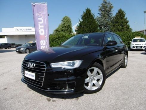 AUDI A6 Avant 2.0 TDI 190CV ultra Stronic Business
