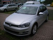 VOLKSWAGEN GOLF 1.6 TDI 5P. TRENDLINE BLUEMOTION TECHNOL