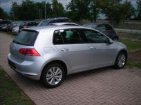 VOLKSWAGEN GOLF 1.6 TDI 5P. TRENDLINE BLUEMOTION TECHNOL Usata 2013