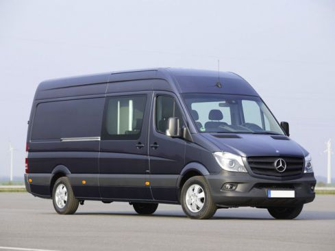 MERCEDES-BENZ Sprinter F43/35 319 BlueTEC TA Furgone