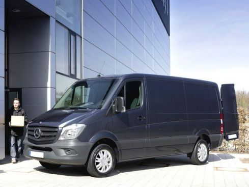 MERCEDES-BENZ Sprinter F37/35 316 CDI TN Furgone