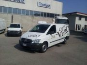 MERCEDES-BENZ VITO 2.2 113 CDI TN FURGONE LONG Usata 2011