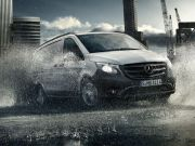 Mercedes-Benz VITO 1.6 109 CDI PC-SL FURGONE LONG Nuova