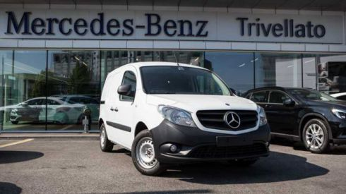 MERCEDES-BENZ Citan 1.5 109 CDI Furgone Long