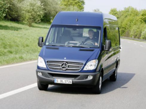 MERCEDES-BENZ Sprinter F43/35 319 BlueTEC TA Furgone Executive