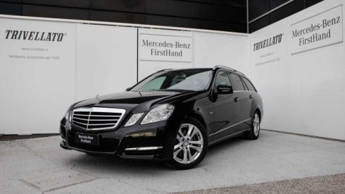 MERCEDES-BENZ E 250 CDI S.W. BlueEFFICIENCY Avantgarde