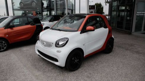 SMART ForTwo 70 1.0 Urban