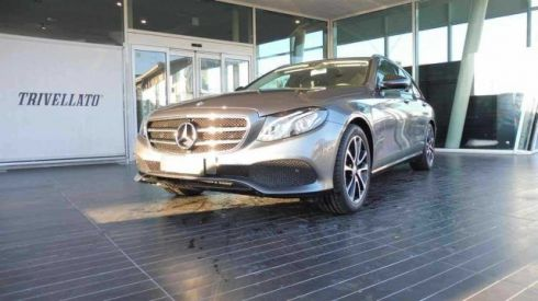 MERCEDES-BENZ E 220 E220 d Auto Business Sport