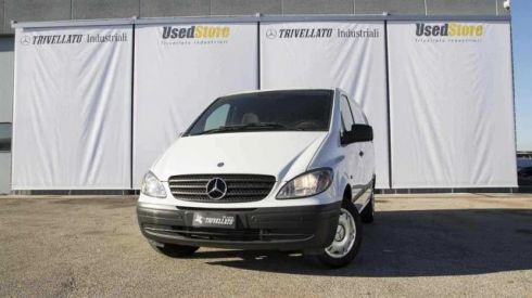 MERCEDES-BENZ Vito Vito 2.2 111 CDI PC-SL-TN Furgone Long