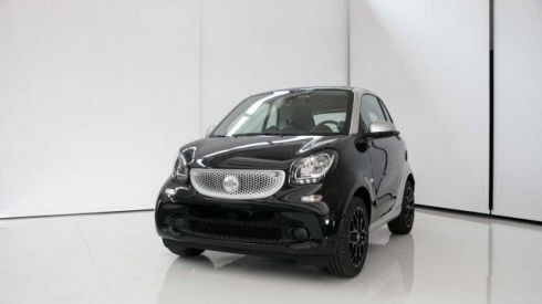 SMART ForTwo fortwo coupé 70 twinamic Passion
