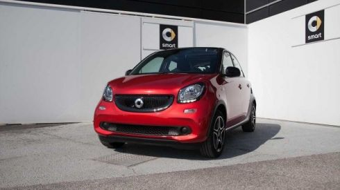 SMART ForFour Forfour 70 twinamic Urban