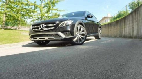 MERCEDES-BENZ E 220 E220 d 4MATIC All-Terrain Business Sport