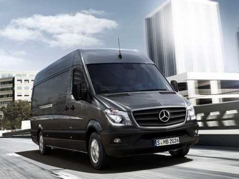 MERCEDES-BENZ Sprinter 314 CDI T 43/35 euro 6