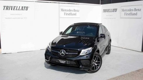 MERCEDES-BENZ GLE 350 GLE 350 d 4Matic Coupé Premium Plus