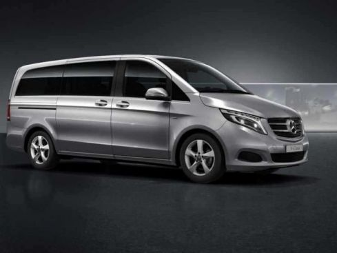 MERCEDES-BENZ V 250 Classe V250 d AUTOMATIC Sport Long