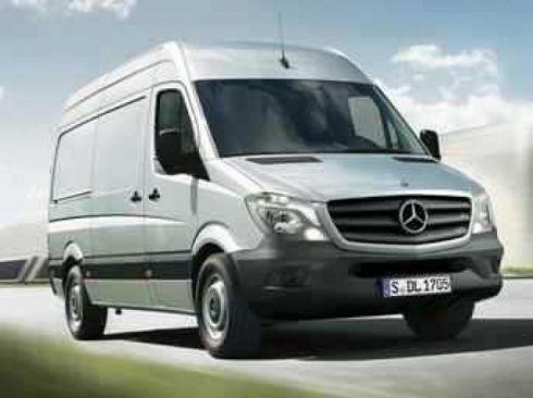 MERCEDES-BENZ Sprinter 316 CDI F 37/35 euro 6
