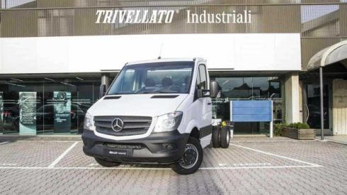 MERCEDES-BENZ Sprinter 416 CDI T 37/35 euro 6