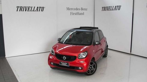 SMART ForFour forfour 90 0.9 Turbo twinamic Prime