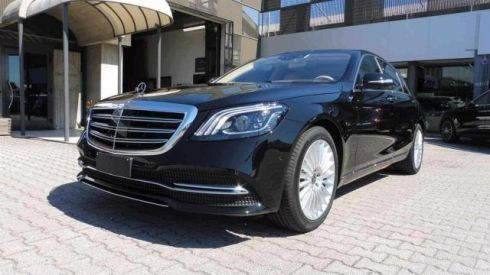 MERCEDES-BENZ S 350 S 350d 4MATIC Premium Plus