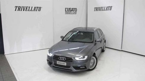 AUDI A4 A4 Avant 2.0 TDI 143CV F.AP. multitronic Advanced