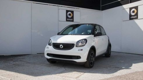 SMART ForFour Forfour 90 TURBO twinamic Urban