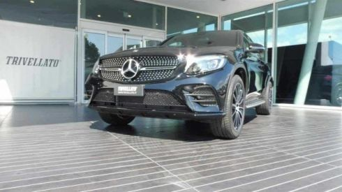 MERCEDES-BENZ GLC 350 GLC 350 d 4MATIC PREMIUM