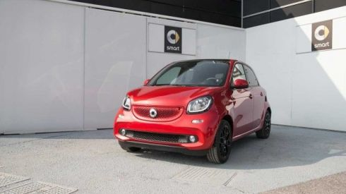 SMART ForFour Forfour 90 TURBO twinamic Passion