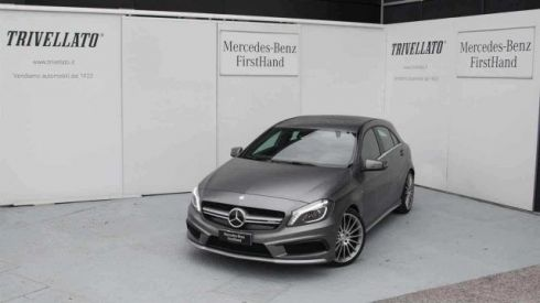 MERCEDES-BENZ A 45 AMG A 45 AMG 4Matic