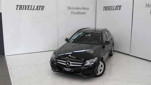 MERCEDES-BENZ C 180 C 180 d S.W. Automatic Business