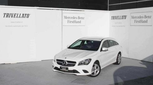 MERCEDES-BENZ CLA 200 CLA 200 d S.W. Executive