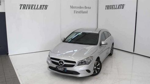 MERCEDES-BENZ CLA 180 CLA 180 d S.W. Automatic Business